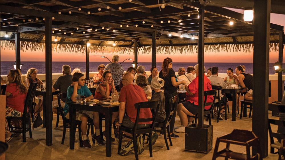 Terrazza Italiana Aruba Restaurants