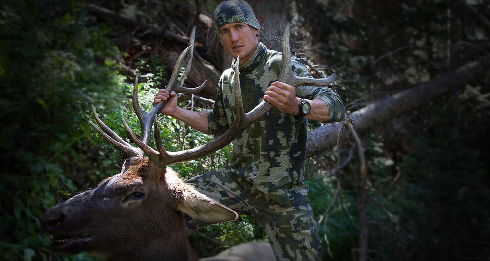 Fred's elk.