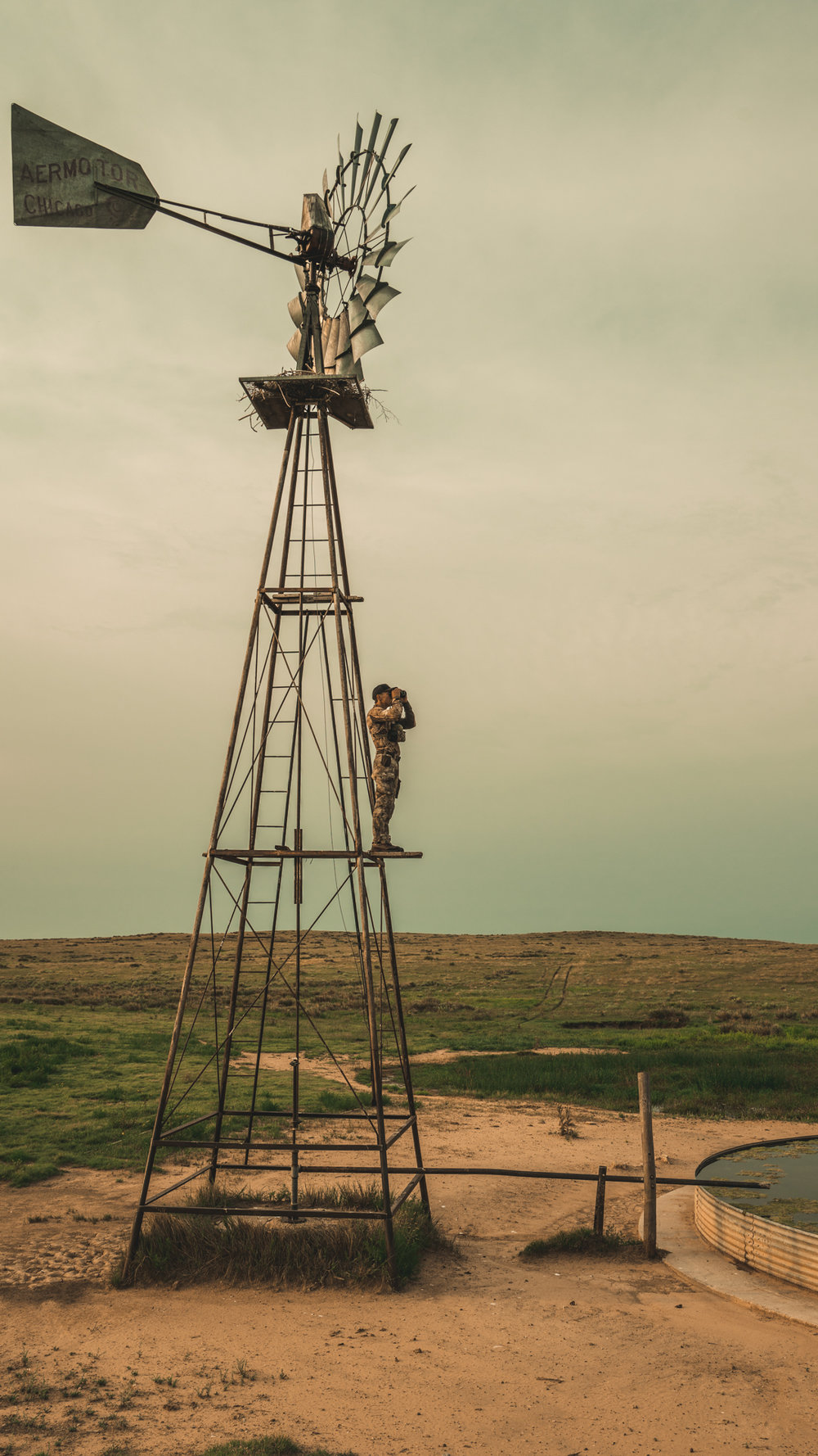 windmill hunter