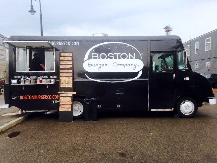 Catering Boston Burger Company