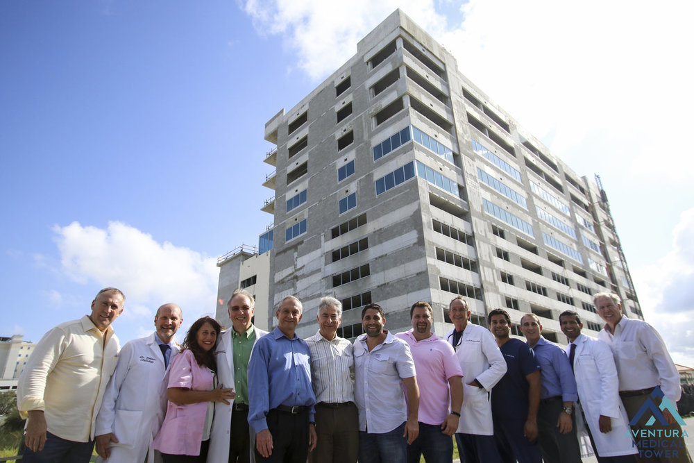 Meet The Doctors of Aventura Medical Tower -