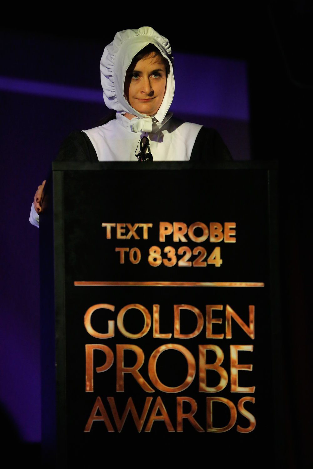 Molly Gaebe (Photo by Astrid Stawiarz/Getty Images for Lady Parts Justice)