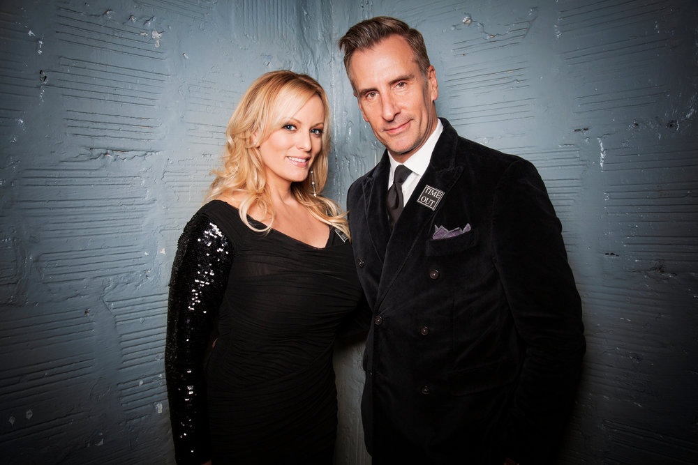 Stormy Daniels, Brian Unger