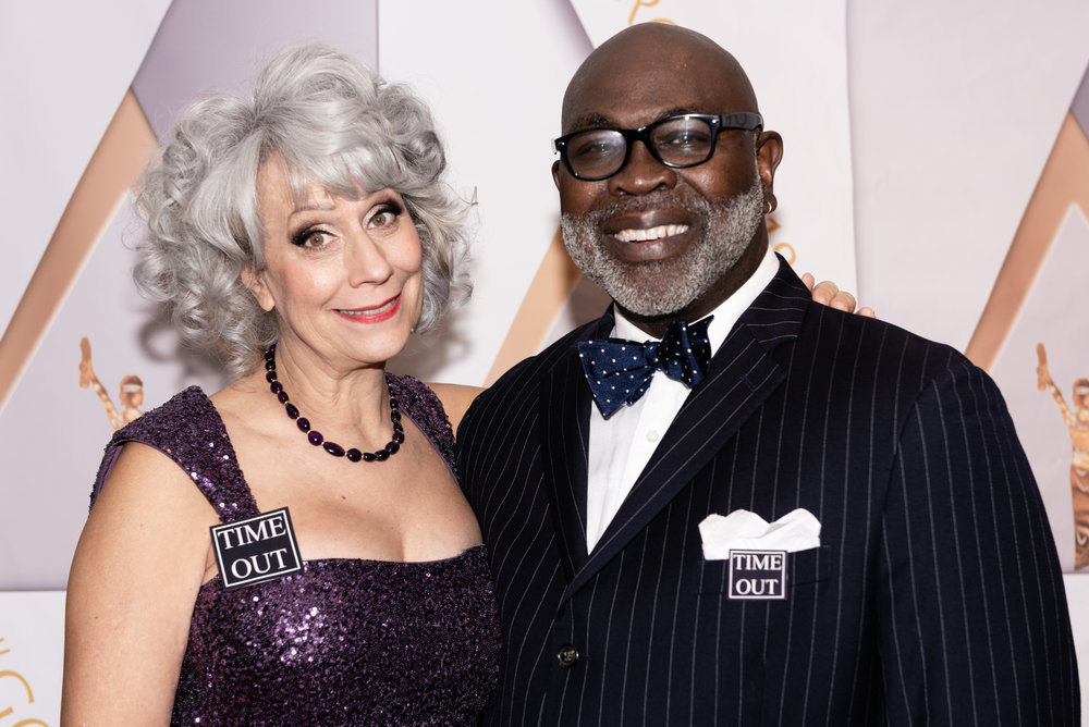 Lizz Winstead, Dr. Willie Parker