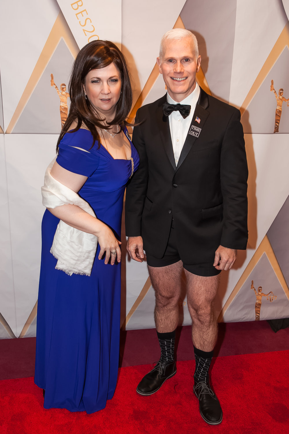 Sharon Spell as Sarah Suckabee Sanders, Mike Hot-Pence