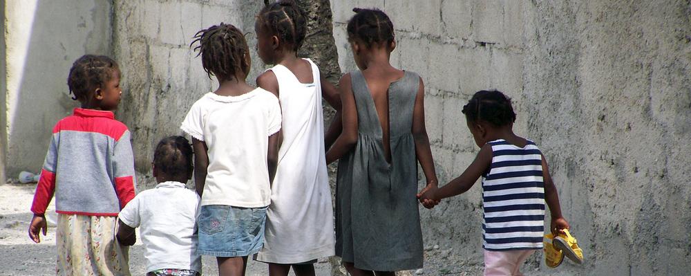 HELP REBUILD A CHILD'S FUTURE TODAY