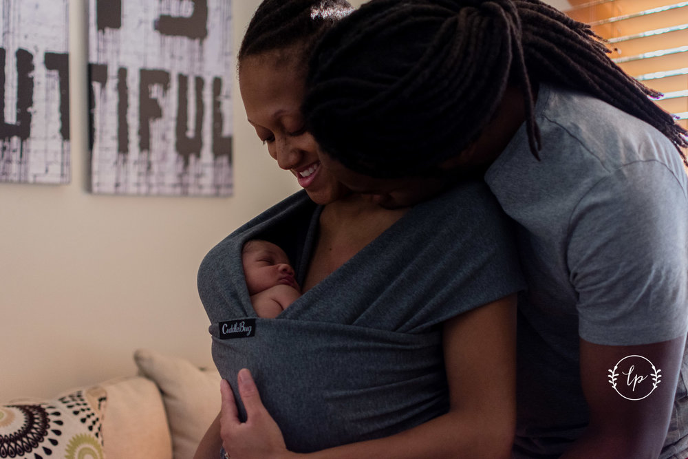 Northern VA | Washington DC Birth Photographer