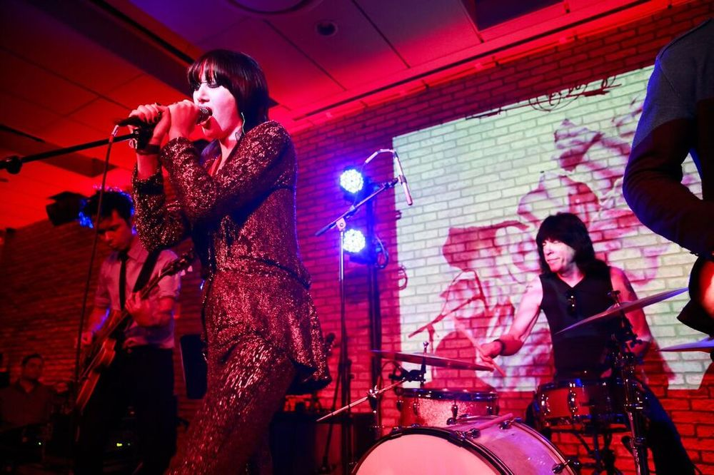 The Yeah Yeah Yeahs Reunite