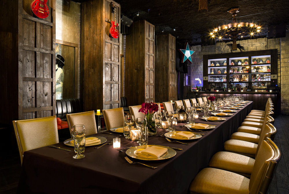 Electric Room Private Events