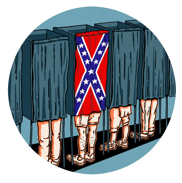 Voting Dixie   FOREIGN POLICY