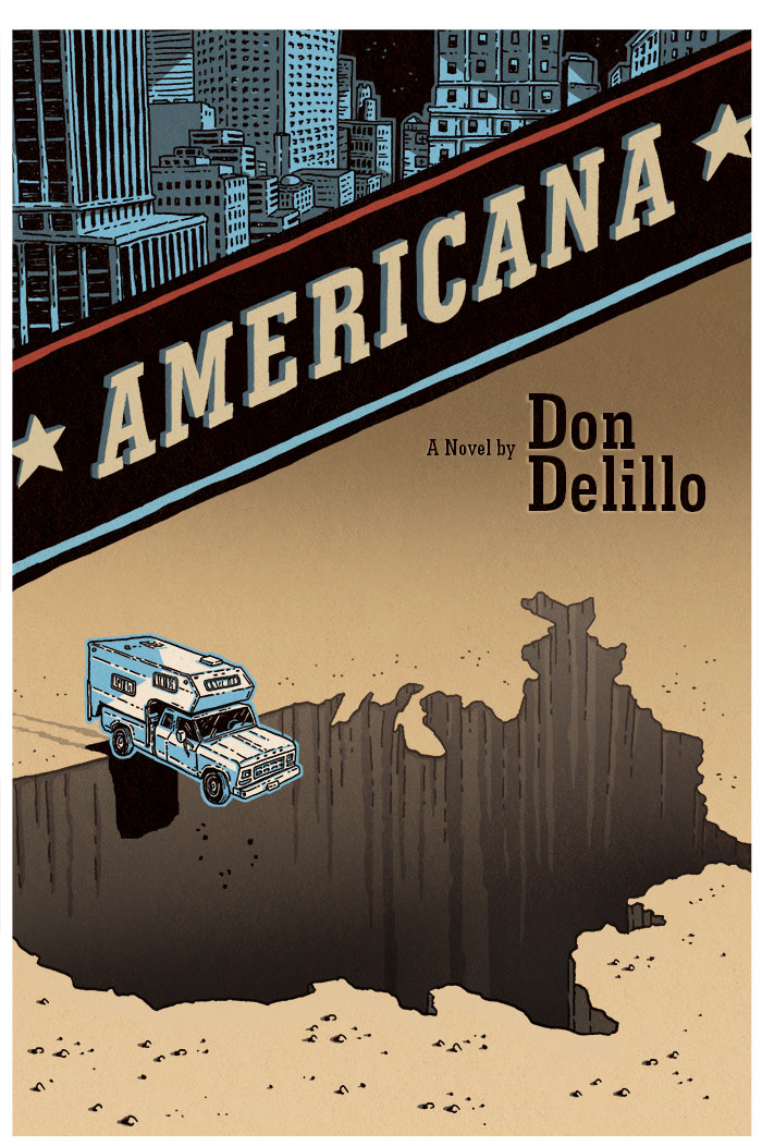 Americana BOOK COVER PROPOSAL