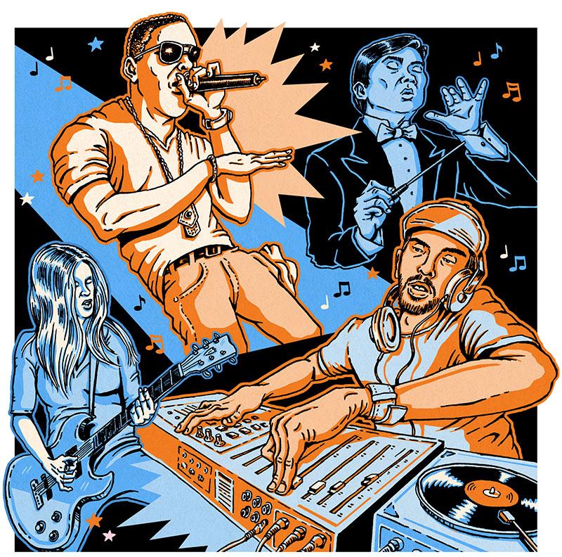 LA Music Scene  LA WEEKLY