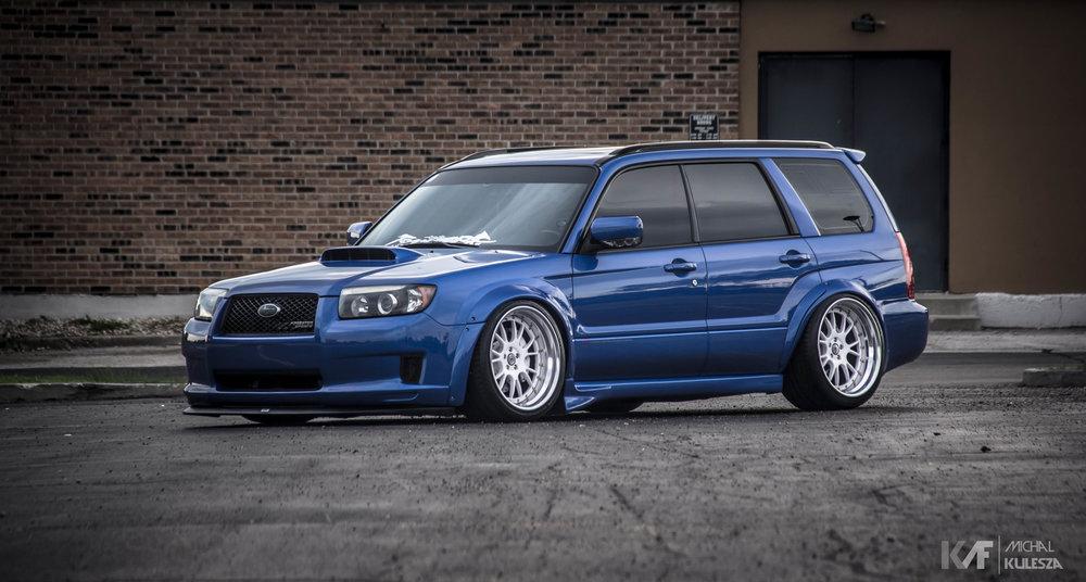 Kyle Roberts Chitown Subarus