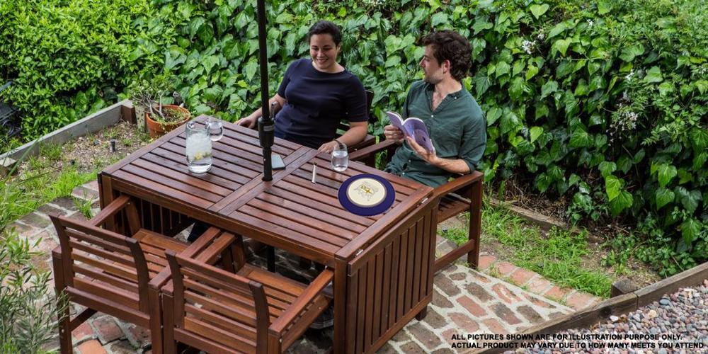 Imagine your next backyard party with Chitown Subarus dinnerware.