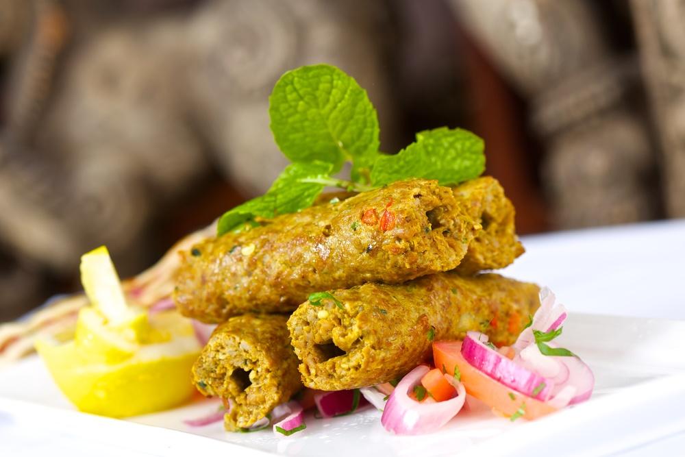 Appetizer - Seekh Kabab