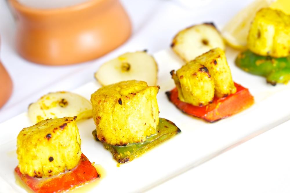 Appetizer - Tandoori Scallops