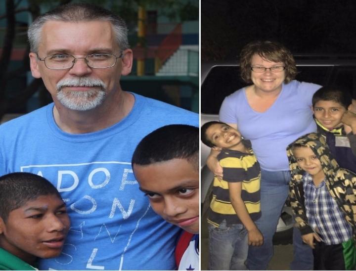 Kevin & Laurie Devane  Missionaries to San Pedro Sula, Honduras