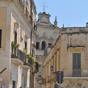 Barocco Baroque Architecture Salento Sud-Est Apulia Puglia