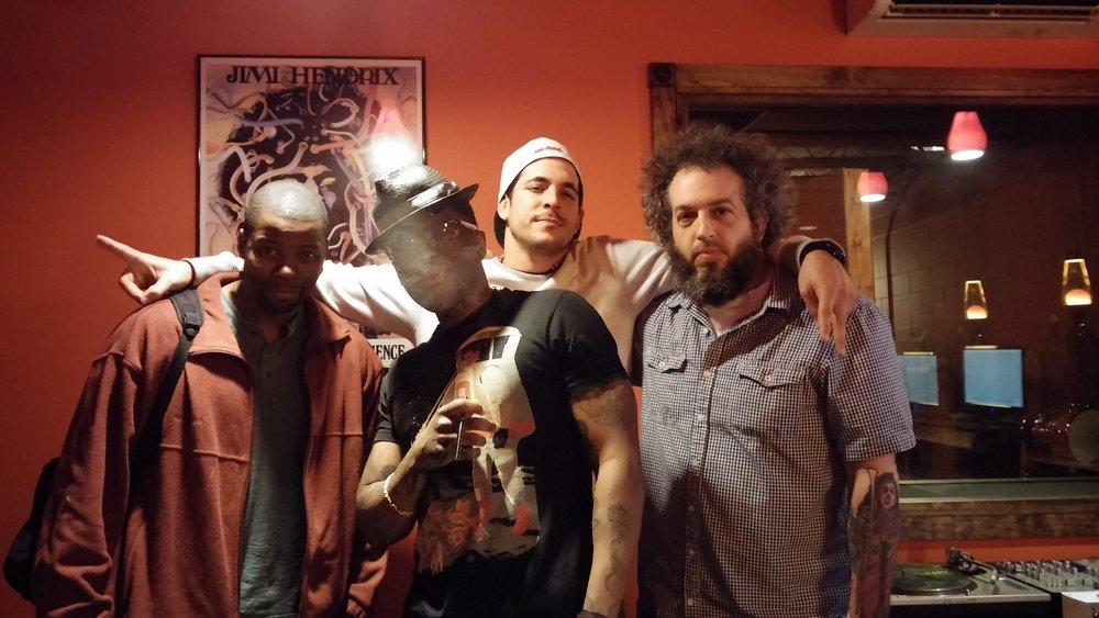 Eon / Sonny Cheeba / Aducci / Scott Slagle