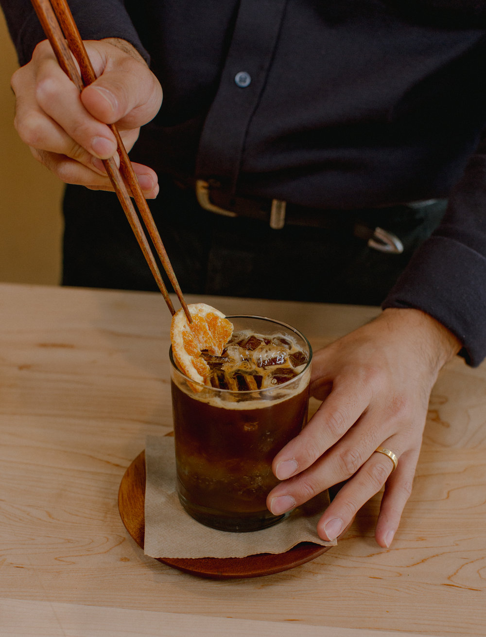 Maru Coffee for the LA Downtowner