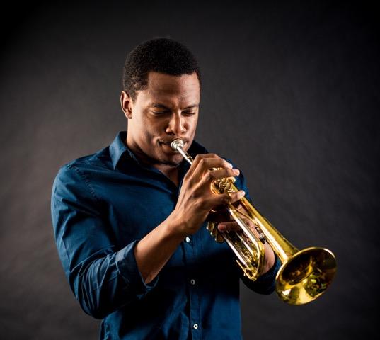 Justin Copeland, trumpet