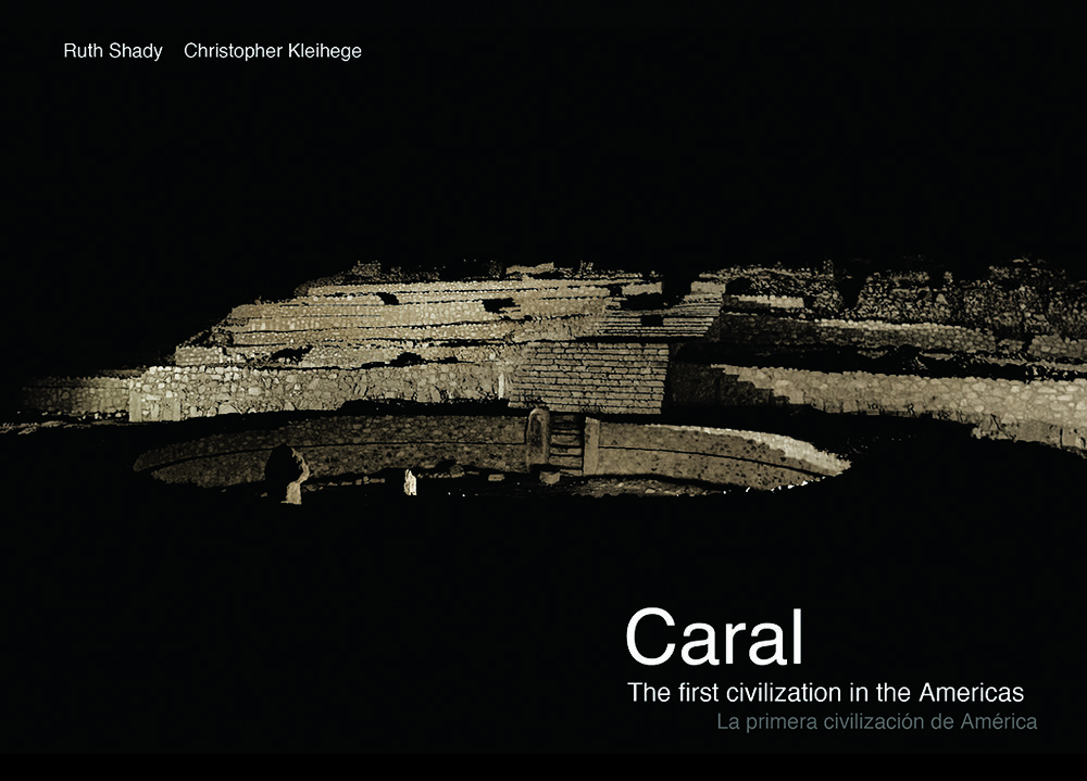 In 2008, La Universidad de San Martin de Porres published the first book on Caral, Peru. USMP published the second edition in 2014.
