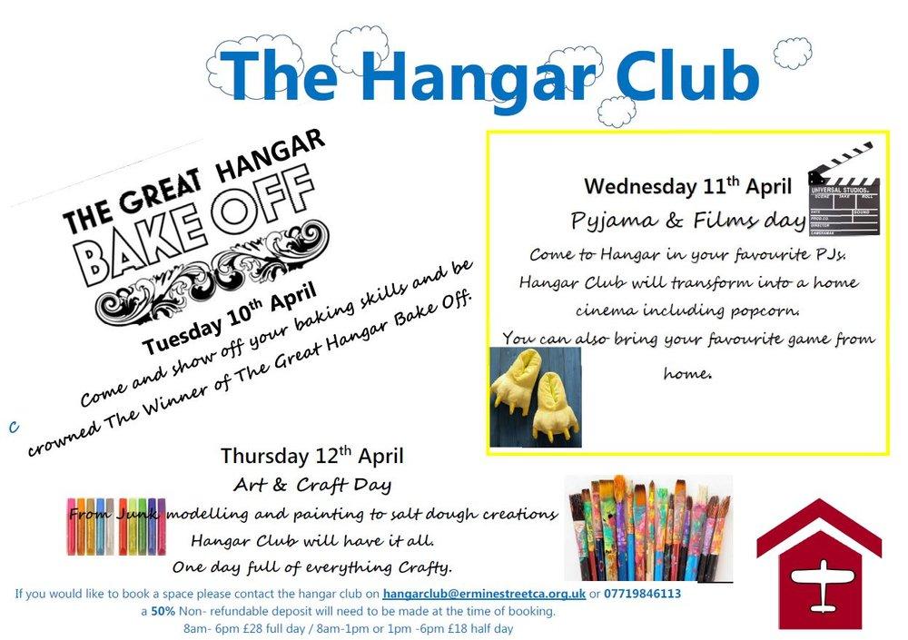 Hangar Club Easter.JPG