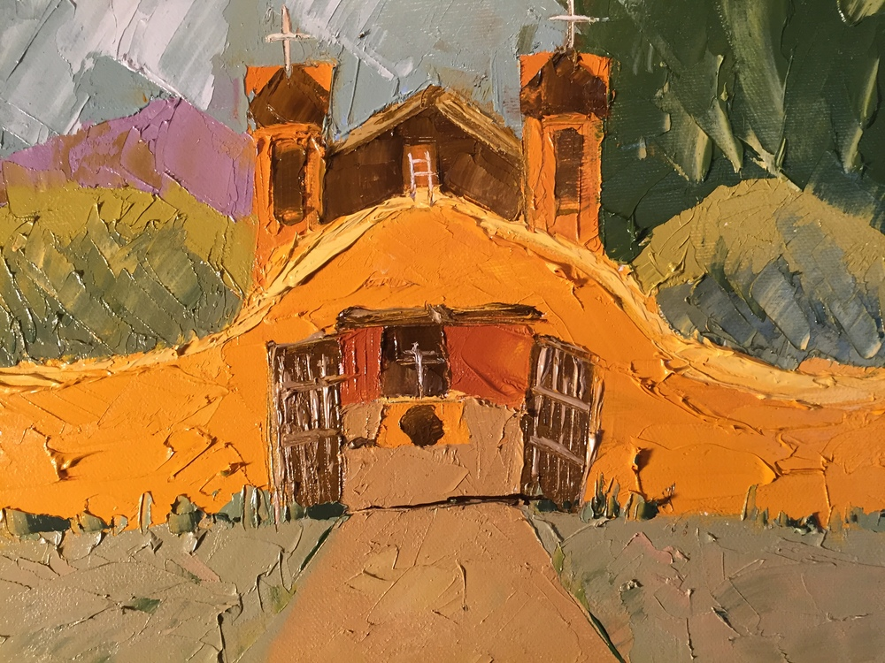 """Santuario de Chimayo"""