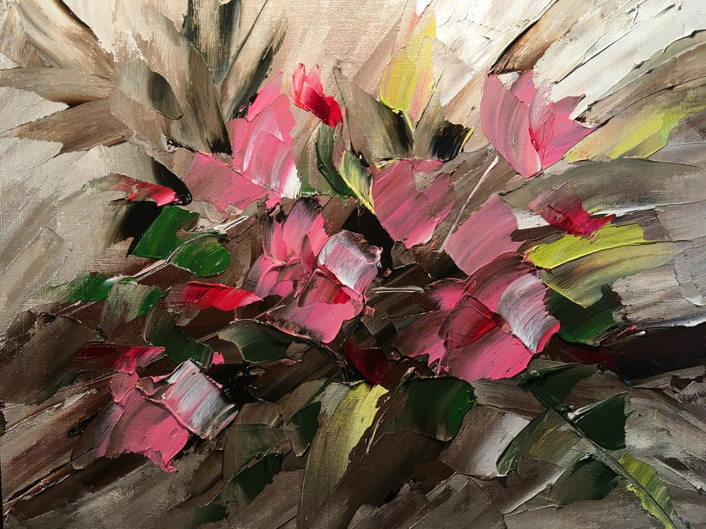 """Floral Explosion"""