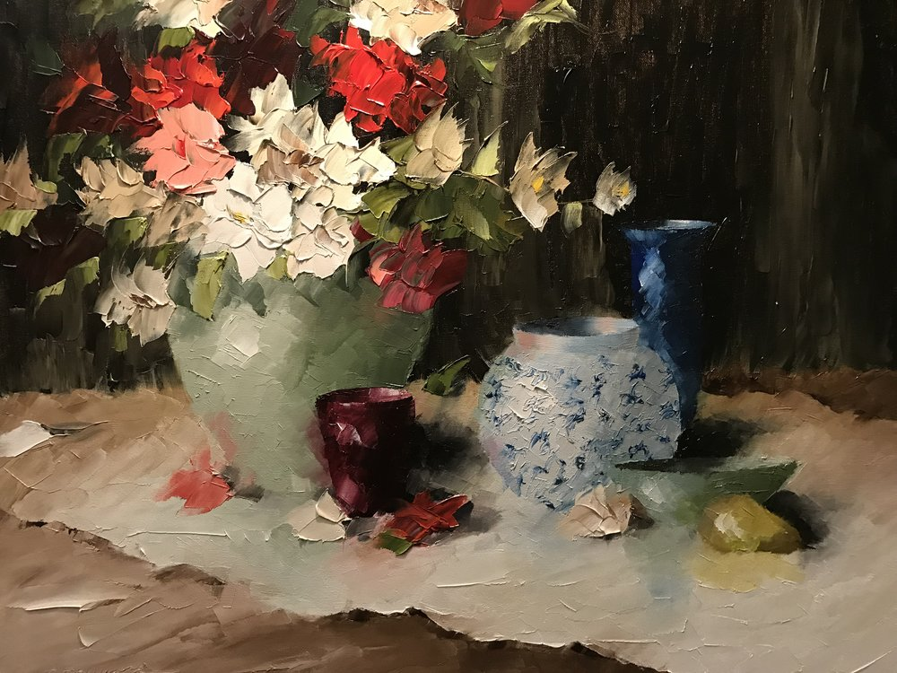 """Bouquet Still Life"""