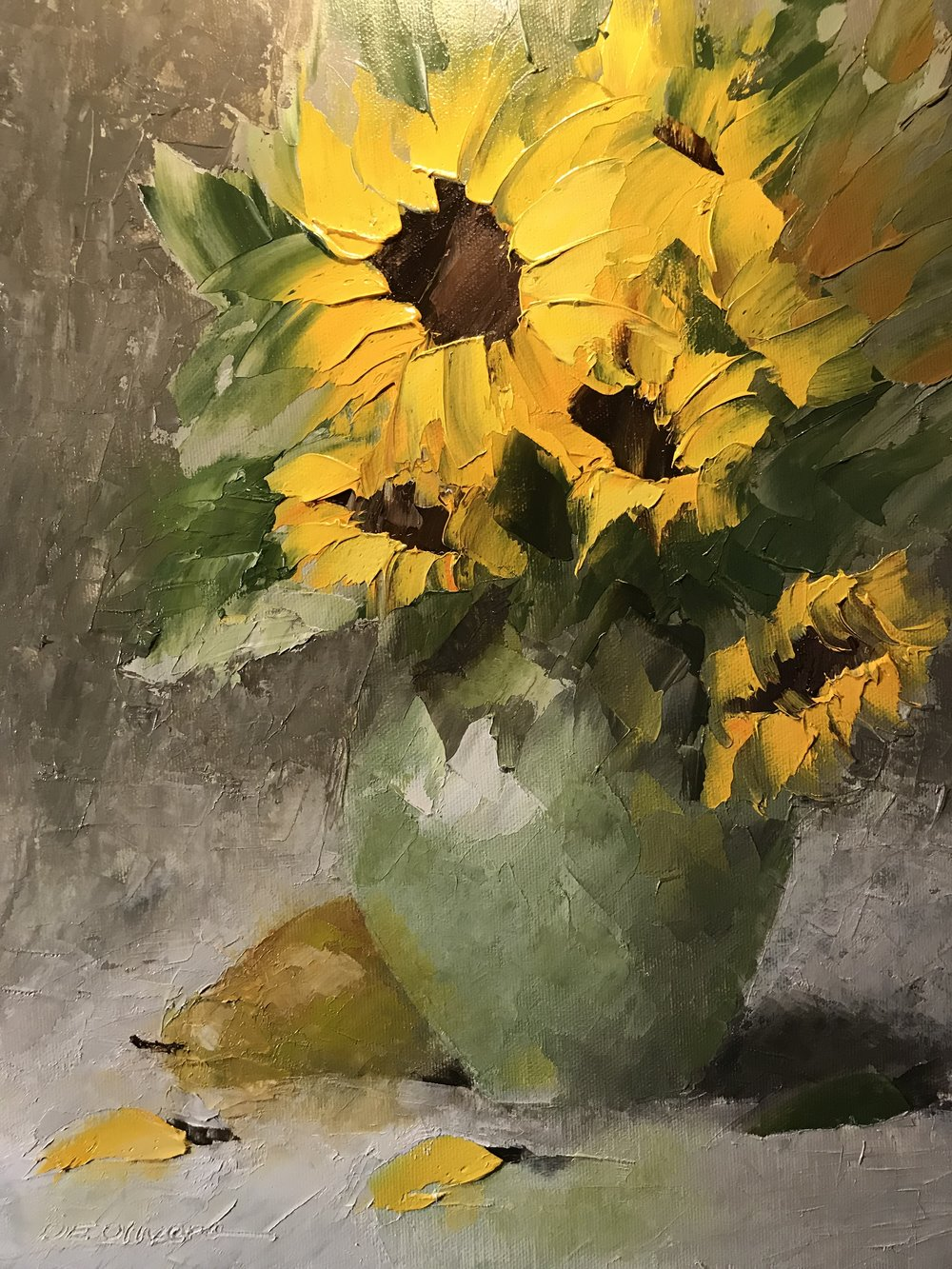 """Sunflowers"""