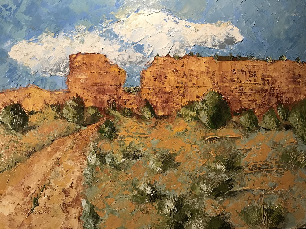 """Red Rock New Mexico"""