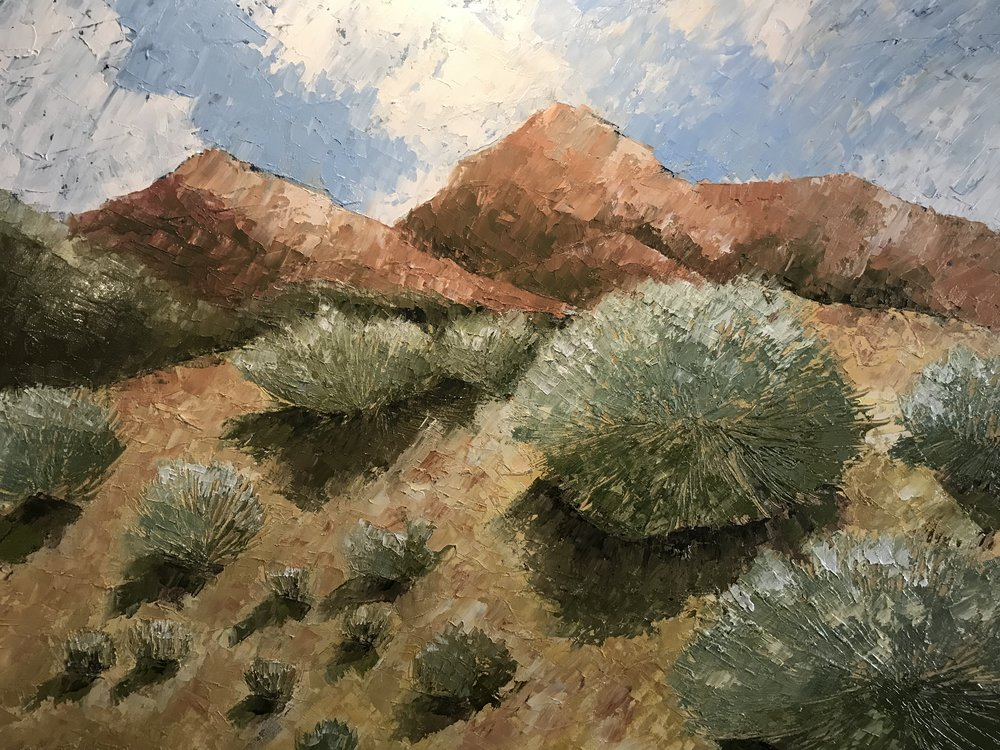 """Chimayo Sunset"""
