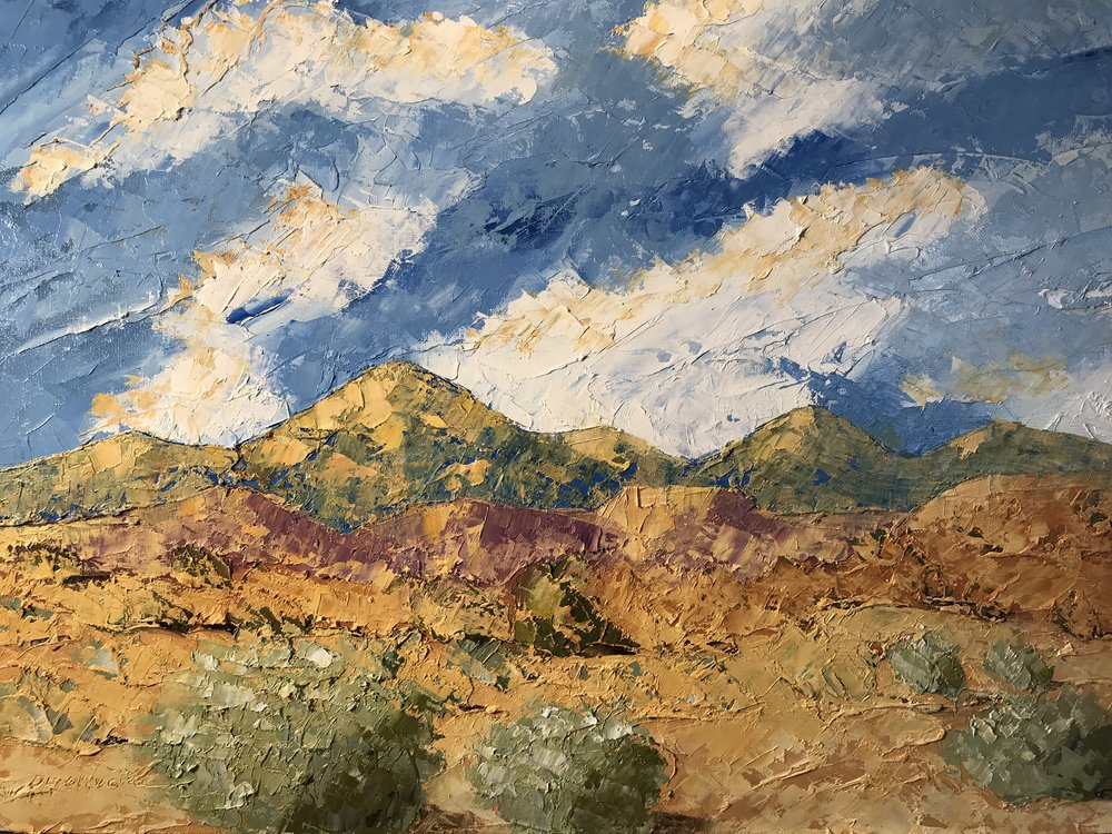 """New Mexico Sky"""