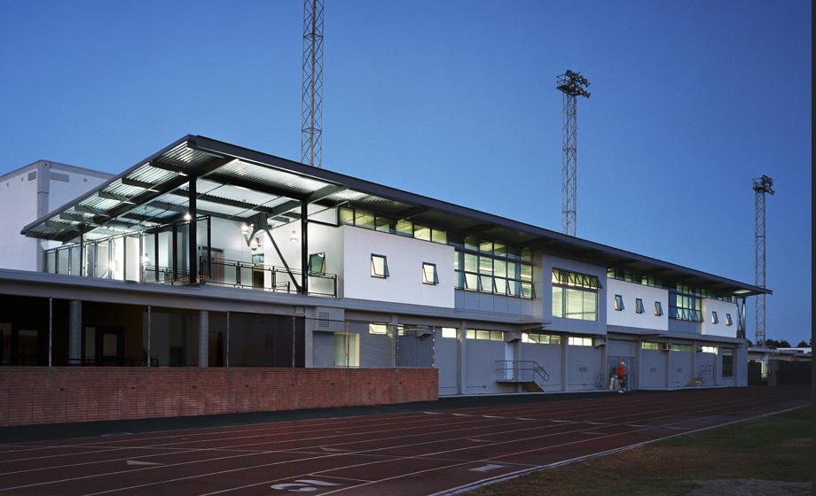 Santa Monica College Phys Ed Building