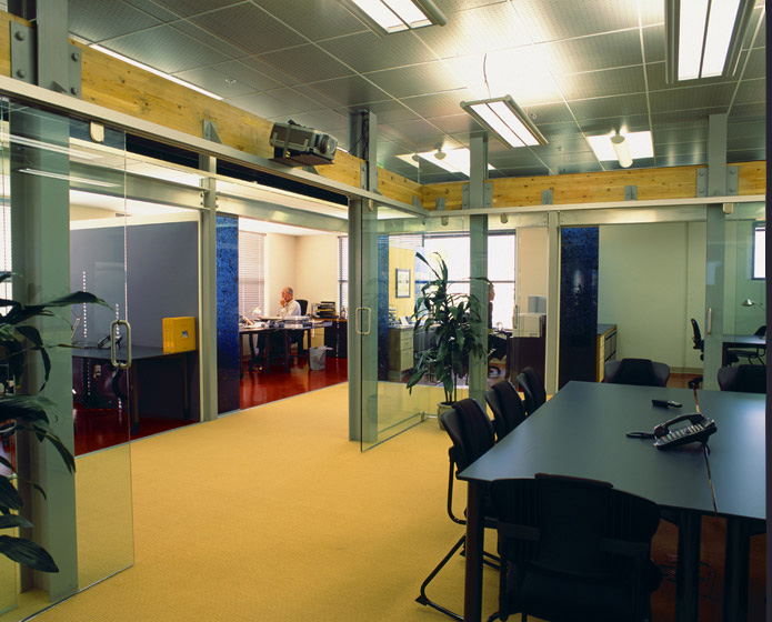 Trespa Headquarters Interior