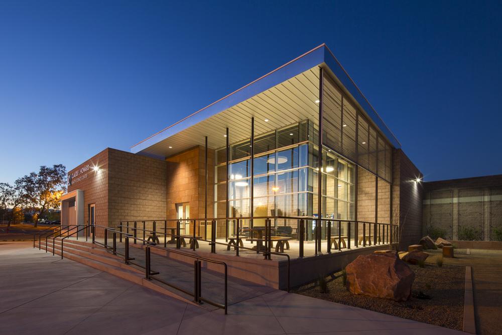 CSN Health Sciences Building Entrance