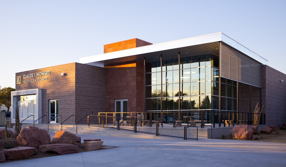 CSN Health Sciences Building Exterior