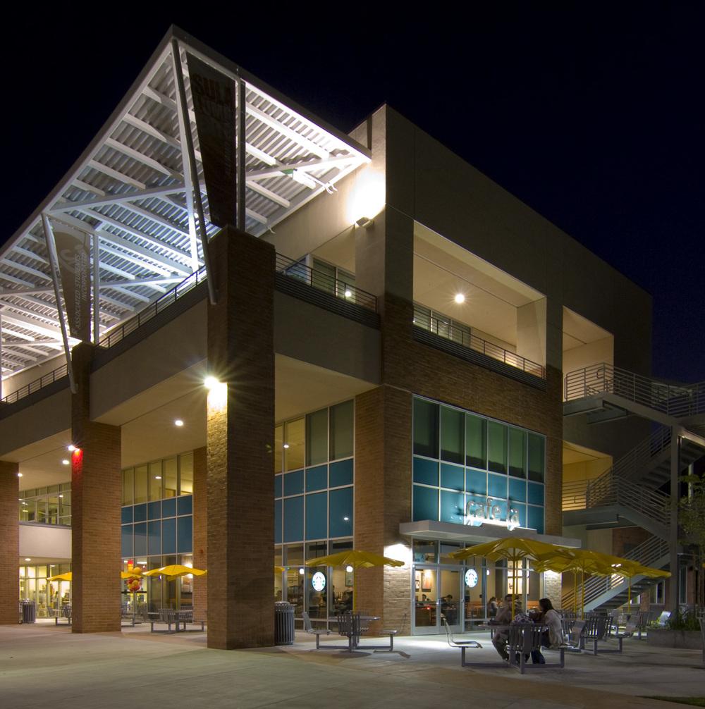 CSULA Student Union Exterior