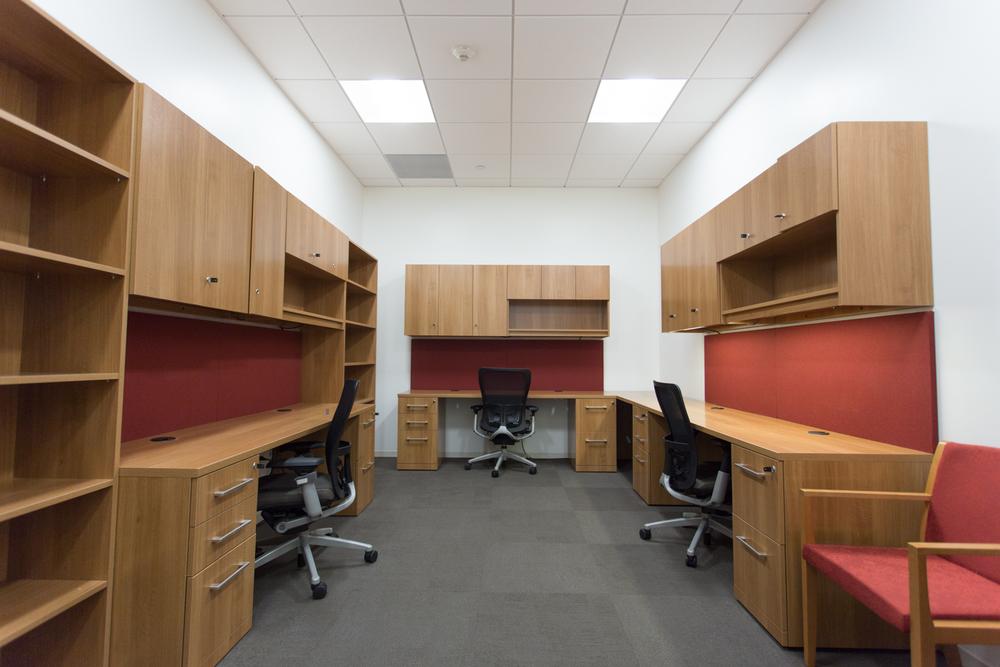 USC Dauterive Renovation