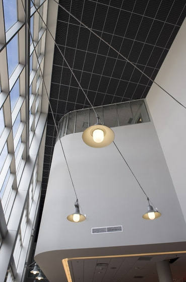 UNLV Student Union Interior Detail