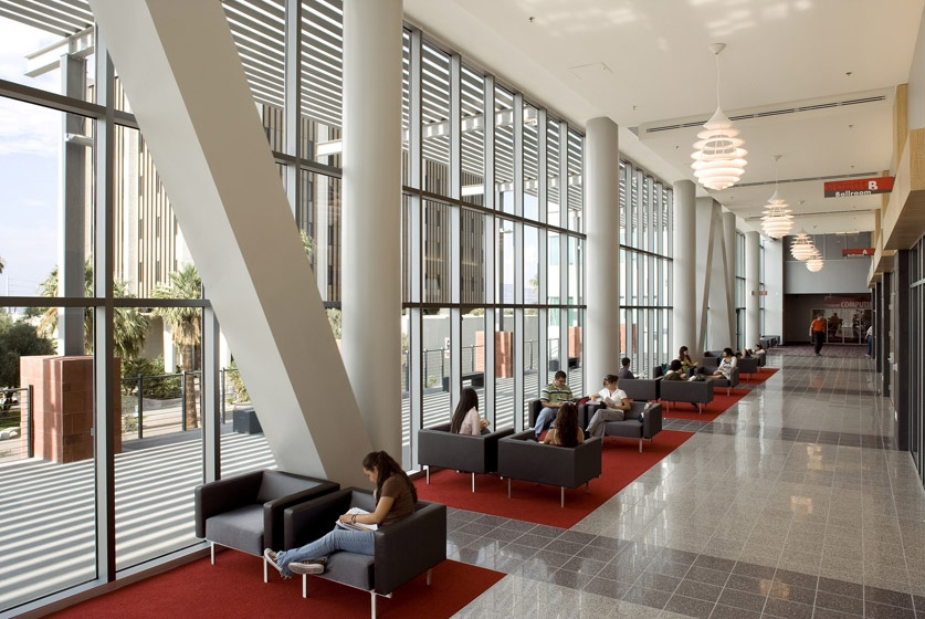 UNLV Student Union First Level Lounge
