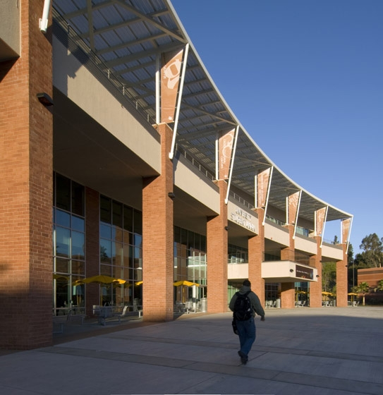 CSULA Student Union Entrance