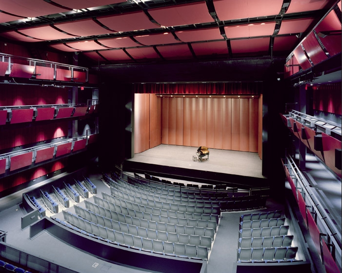 Las Vegas Academy Theater Auditorium