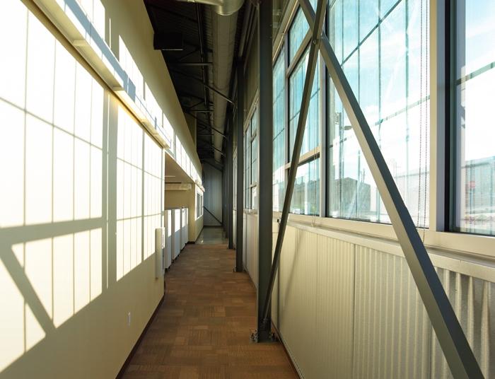 Date Street Campus Interior