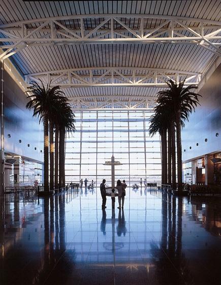 McCarran International Airport D Gates Interior
