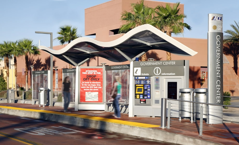 ACE RAPID TRANSIT SHELTERS
