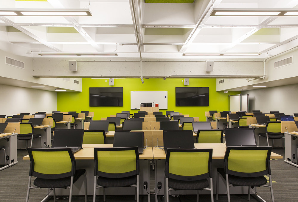 UNLV School of Medicine Lecture Hall