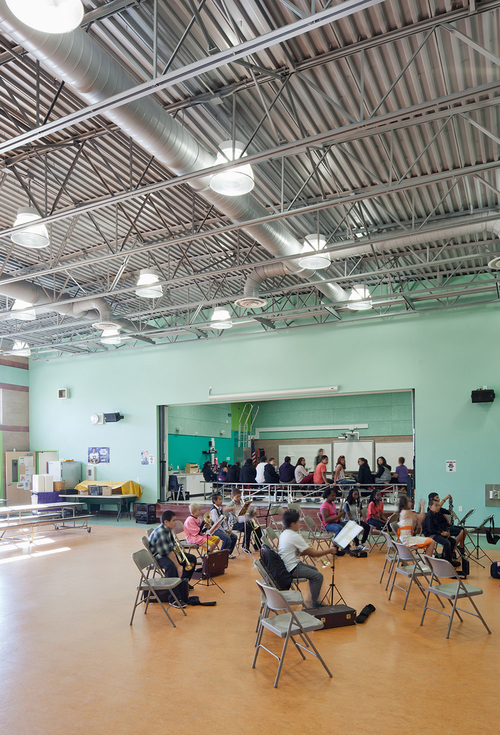 Dorothy Lemelson Academy Interior