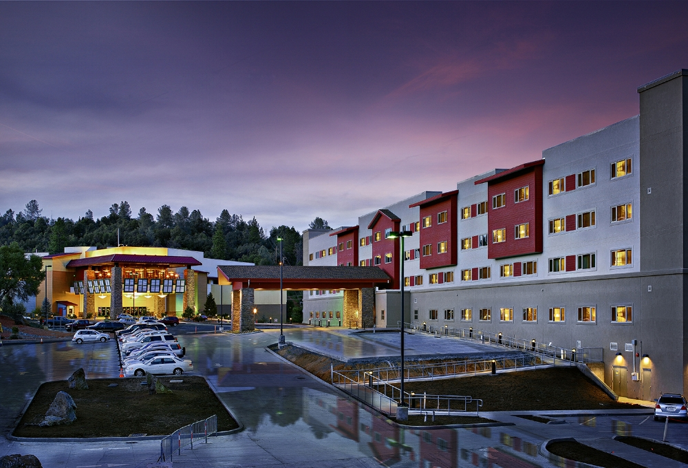 THE HOTEL AT BLACK OAK CASINO RESORT